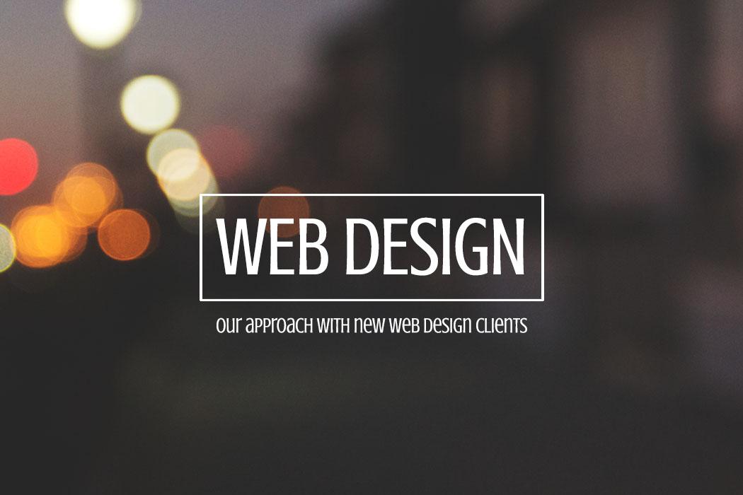 WEB DESIGN QUESTIONNAIRE, CLIENT DESIGNER APPROACH