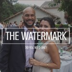 Watermarking Your Wedding Photos   #ChrisHeartsJamie