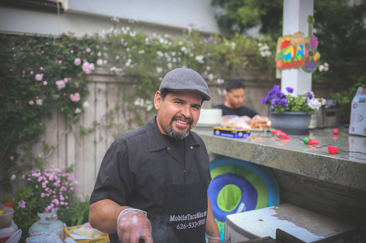 First birthday photography, first birthday photos, first birthday presents, fiesta party, taco bar, taco man, taco truck