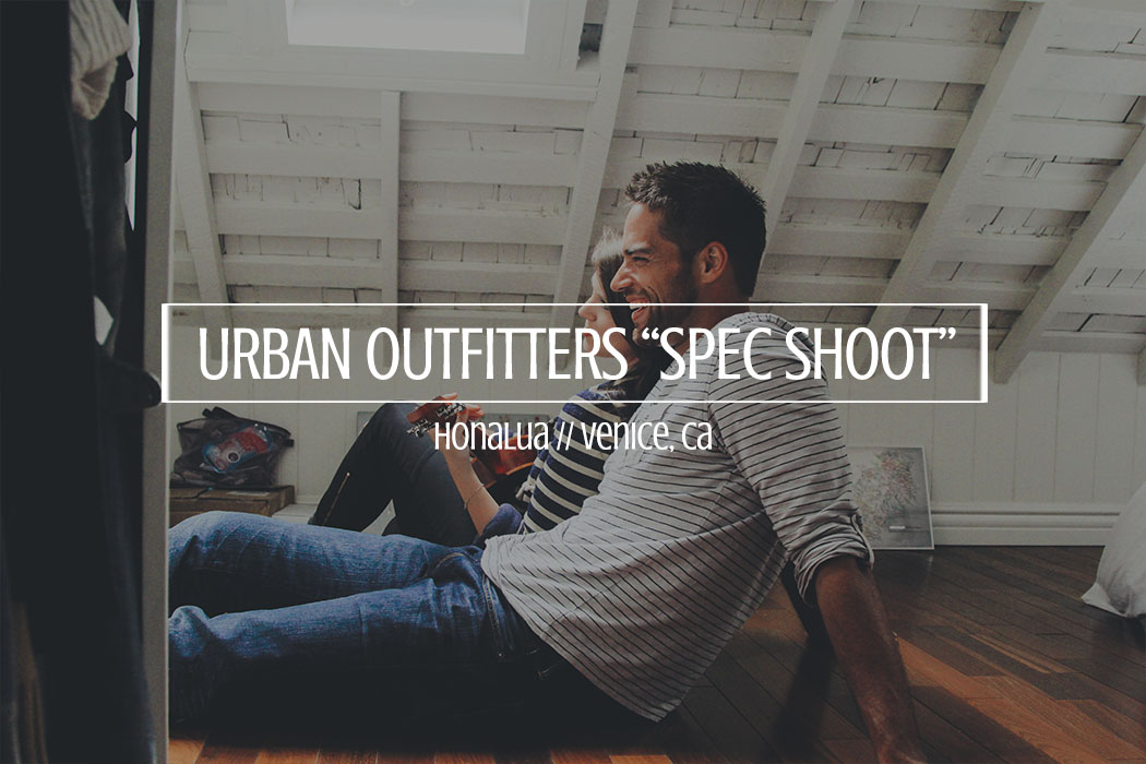 urban outfitters spec shoot
