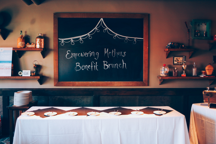 Empowering Mothers Benefit Brunch