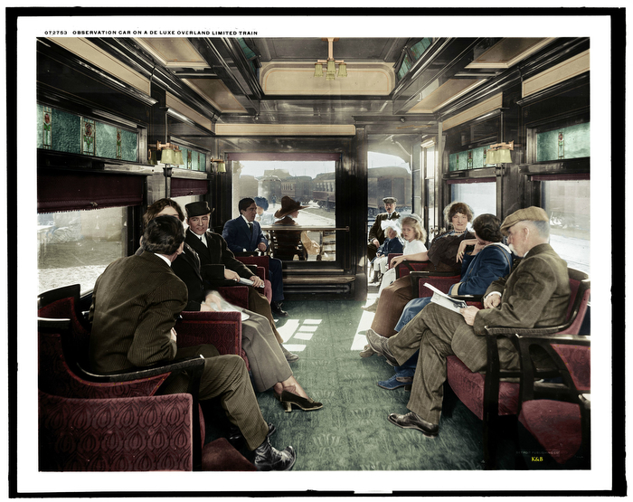 Artist Colorizes Historic Photos And The Result Is