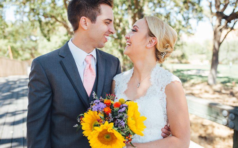 Danielle & Ben Married | Pleasanton, CA