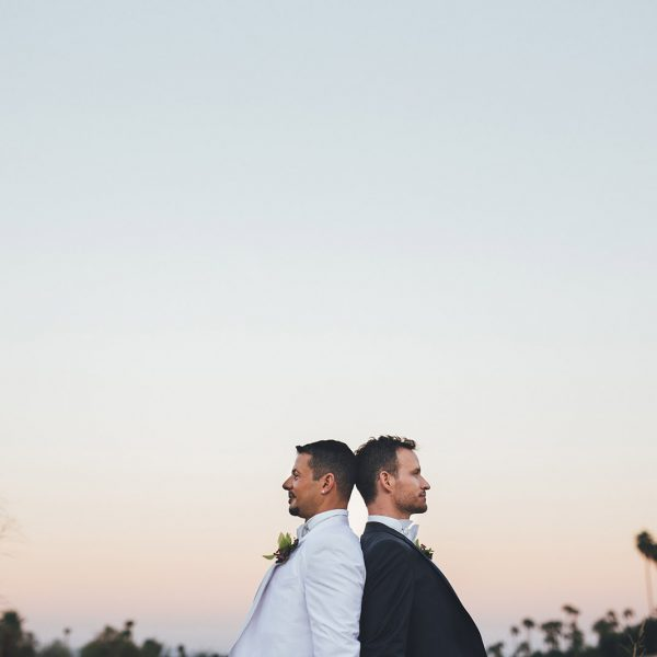 Bryan & Marcelo Married | Palm Springs, CA