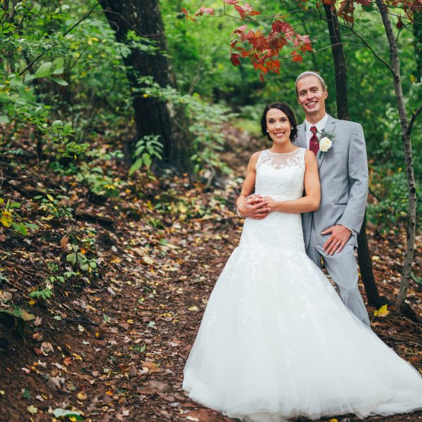 Cara & Kory Married | Lake Wynona, PA