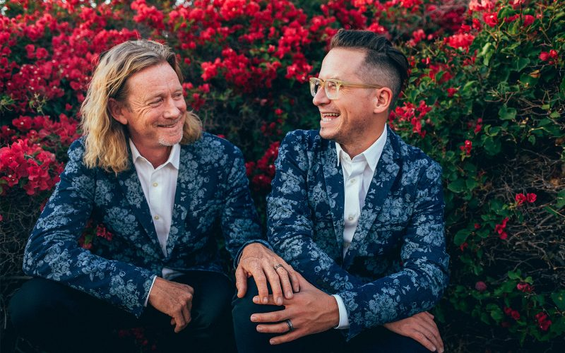 Andrew & Bryce Married | Palos Verdes, CA
