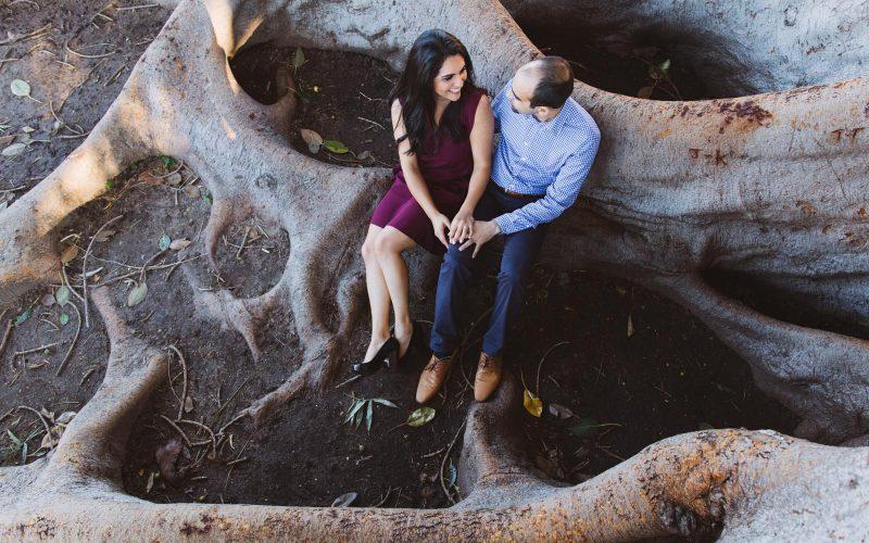 Sheila & Soroosh Engaged | San Diego, CA