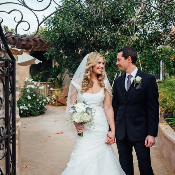 Kim & Dave Married | Westlake Village, Ca