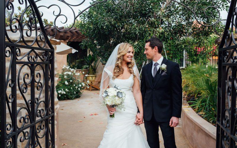Kim & Dave Married | Westlake Village, Ca